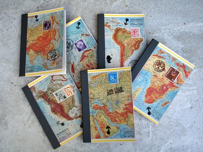 Notizbuch Reisetagebuch